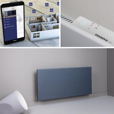 Radiador eléctrico WiFi ADAX Neo Lava 400W bajo consumo (app iOS y...