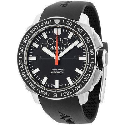 Alpina Extreme Sailing Black Dial Men's Watch AL880LB4V6