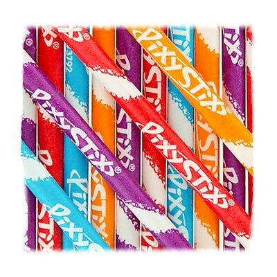 Pixy Stix Candy Filled Fun Straws  2 Pounds Pixy - Pixie Stick