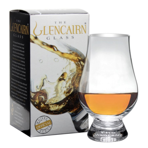 The Glencairn Official Whisky Nosing Glass and Jug Set
