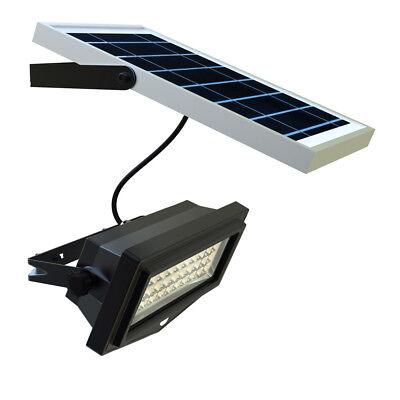 Foco Proyector LED Exterior Con Crepuscular Luz Fría con Sensor de Movimiento