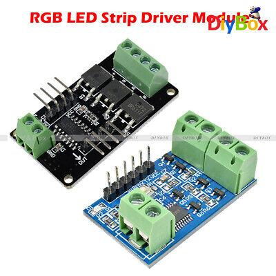 Full Color Rgb Led Strip 3.3-5v Driver Module Shield For Arduino Stm32 Avr V1.0
