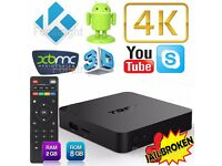 Android TV Box T95n (Fully Loaded)