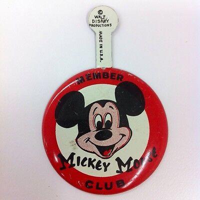 2006 DISNEYLAND DISNEY VACATION CLUB DVC MICKEY MOUSE CLUB LOGO EARS PROMO PIN