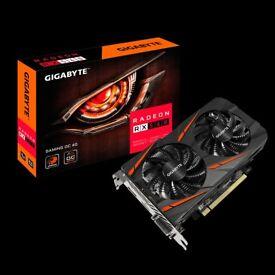 Gigabyte Radeon RX 560 Gaming OC 4G (REV-2.0)