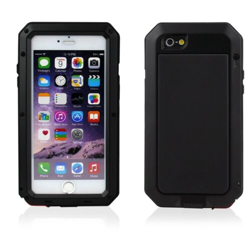 WATERPROOF SHOCKPROOF DIRT PROOF HEAVY CASE COVER FOR APPLE IPHONE 6 & 6S PLUS