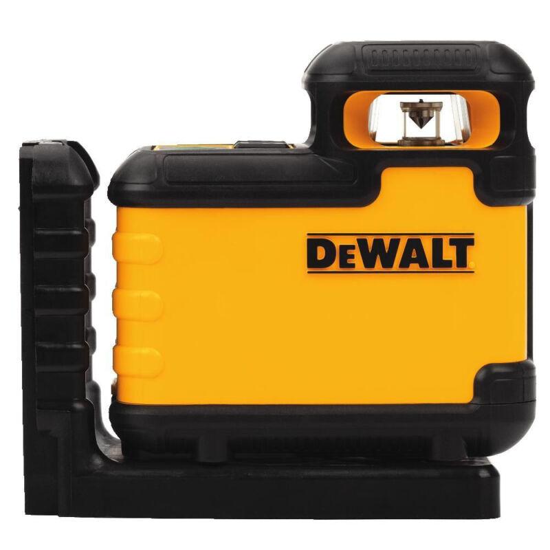DEWALT 360-Degrees Green beam Cross Line Laser DW03601CG New