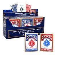 Nuevo Cartas Bicycle Clásico Jugando A Las Cartas Rojo Azul -  - ebay.es