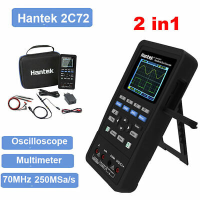 Hantek 2c72 Handheld Oscilloscope Us Shipping