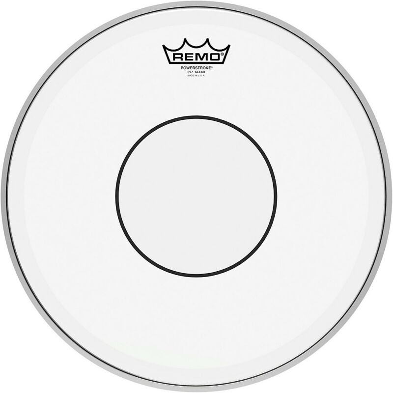 Remo Powerstroke 77 Clear Snare Drum Batter Head 14 IN