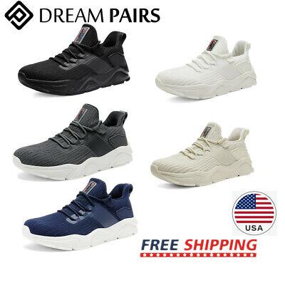 DREAM PAIR Men's Athletic Sneakers Walking  Shoes Sports Run