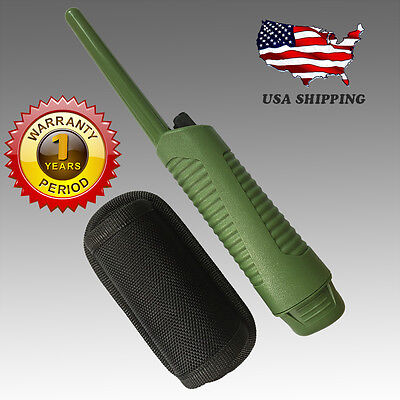 Pro Pointer Pinpointer Metal Detector Waterproof Probe scanner hunter & Holster
