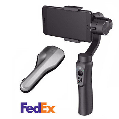 Smooth-Q 3-Axis Handheld Gimbal Mobile Stabilizer for Smartphone iPhone