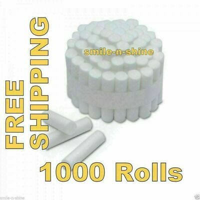 Disposable Dental Cotton Rolls High Quality 1000 Pcs
