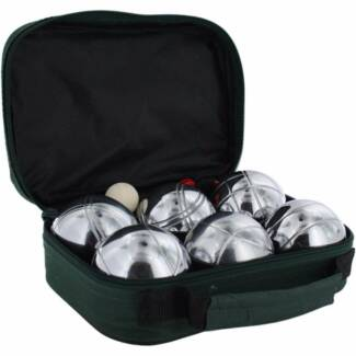 Dekuxe Six Ball Boules Set Berala Auburn Area Preview
