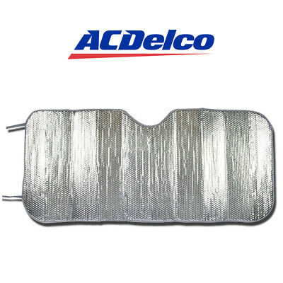 ACDelco Windshield Car Sun Shades - Protect Interior from UV Heat Sun