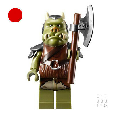 LEGO Star Wars 9516 – Gamorrean Guard Minifigure *BRAND NEW* sw0405