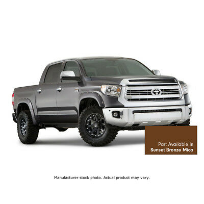 Bushwacker Pocket Fender Flare Sunset Bronze Mica Toyota Tundra 2014 - 2016