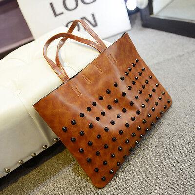 New Women Satchel Bag Fashion Tote Messenger Leather Purse Shoulder Handbag Hobo