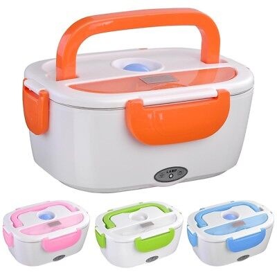 1.5 L Portable Lunch Box Electric Food Storage Car Container