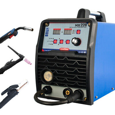 200a Mig 200 Inverter Mig Tig Arc Welder Gas Lift Tig Welding Machine 220v 2t4t