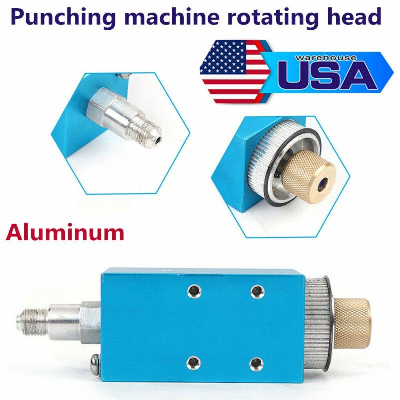 New Punching Machine EDM Part High Pressure Pump Drill EDM Rotating Head M12 US