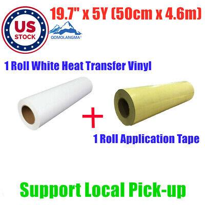 Usa Eco-solvent Printable Heat Transfer Vinylapplication Tape 19.7 X 5 Yard