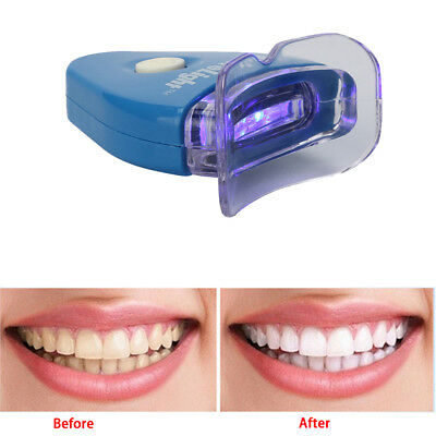 Teeth Whitening WHITE LIGHT SMILE Platinum Light Dientes  Stain Remover System ()