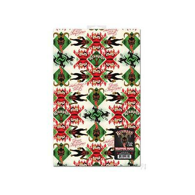 Krampus Wrapping Paper - Krampus Wrapping Paper