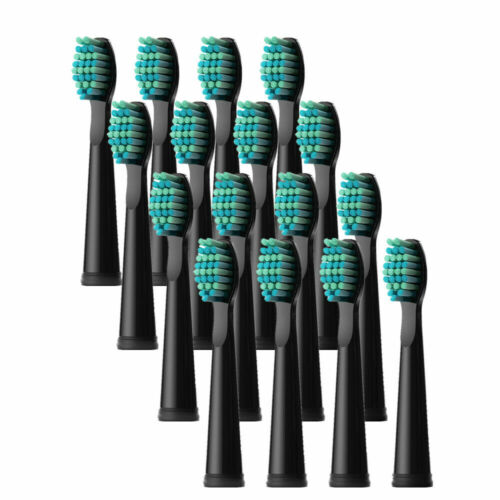 16pcs Toothbrush Replacement Heads for Fairywill Electric To