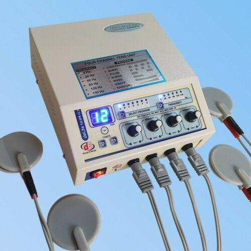 Home professional Electrotherapy Ultrasound Therapy Physical StresRelief Therapy