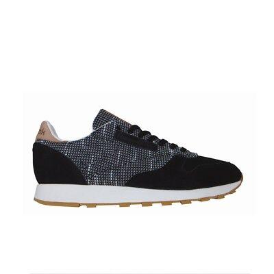 Grey Sand (Reebok Classic Leather Ebk (BLACK/STARK GREY/SAND STO) Men's Shoes)