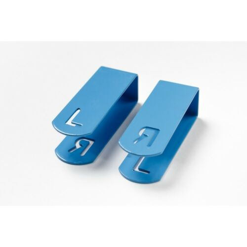 Radiographers X-Ray Anatomical Clip Markers L and R (AP & PA) - FREE UK Delivery