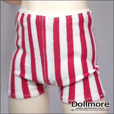 trunk high elasticity underwear MSD Boy trunk span panties White DM