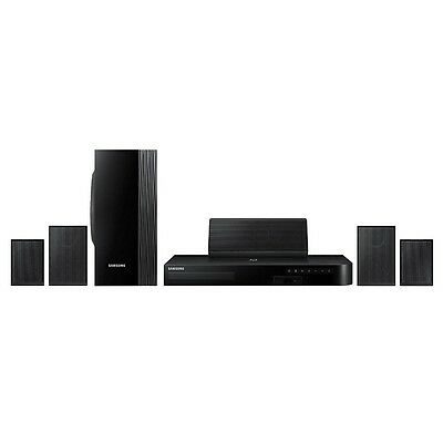 Samsung 5.1 Channel 1000W Blu-Ray Home Theater System HT-J4100 - Refurbished