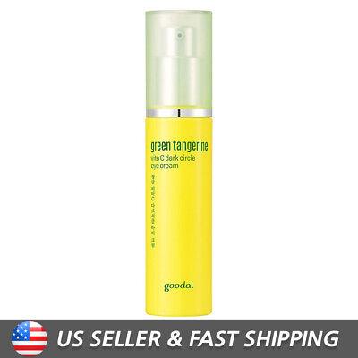 [ GOODAL ] Green Tangerine Vita C Dark Circle Eye Cream 30ml (1.01 fl.oz)