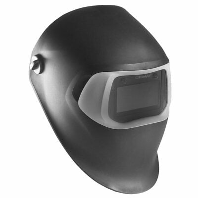 3m 37230 Speedglas 07-0012-10bl Welding Helmet 100 Black Auto-darkening Filter