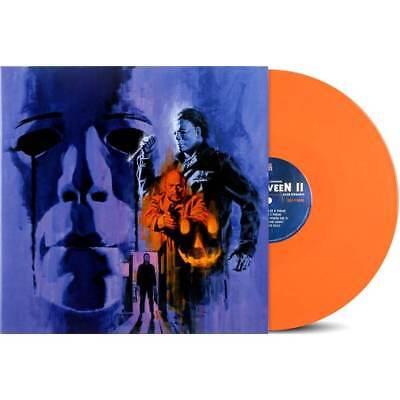 John Carpenter / Alan Howarth  Halloween II Orange Vinyl LP 2018 Death Waltz New