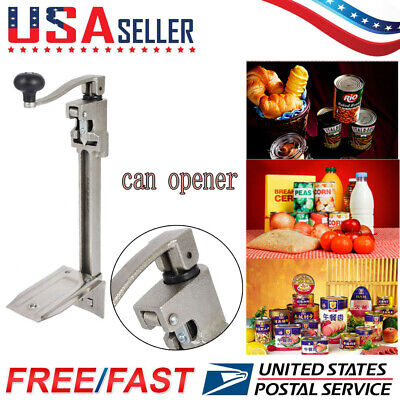 11 Large Heavy-duty Commercial Kitchen Restaurant Food Lid Can Opener Table Usa