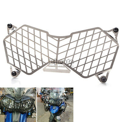HEADLIGHT GRILLE GUARD COVER PROTECTOR FOR TRIUMPH 1200XC 2012 2017 SI