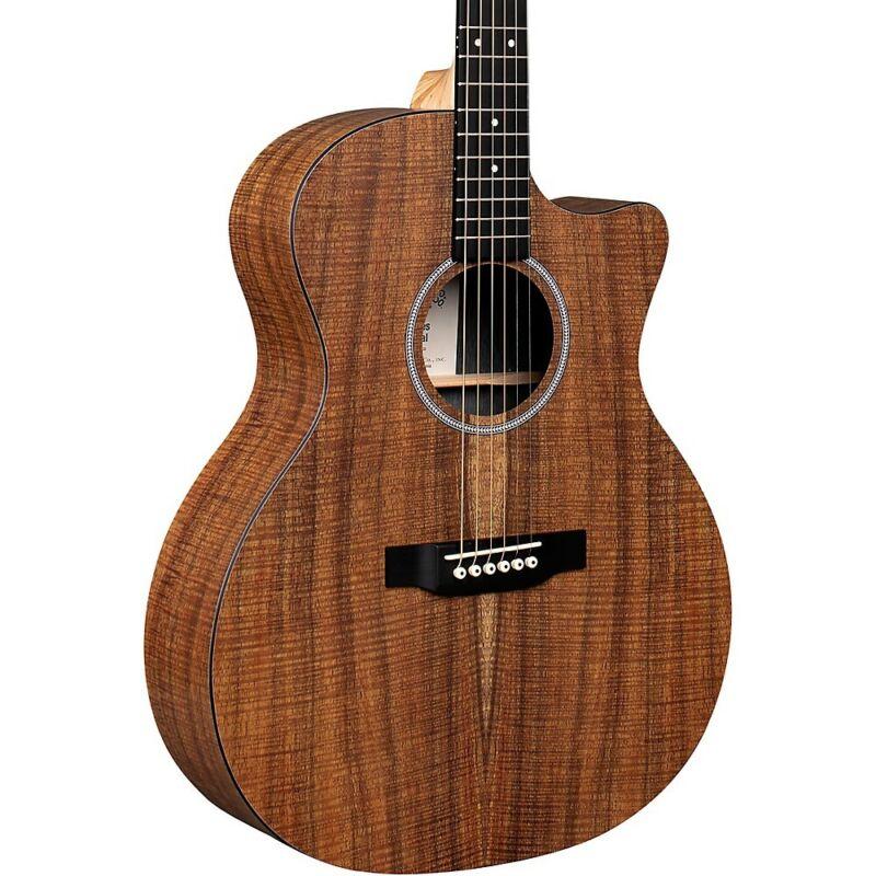 Martin GPC Special Koa X Series Grand Performance Acoustic-Electric Guitar