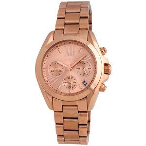 e7e77251c01e Michael Kors Bradshaw Rose Gold MK5799 Wrist Watch for Women for ...