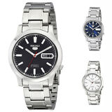 Seiko 5 Men's Stainless Steel Bracelet Automatic Watch