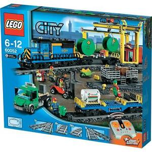 LEGO City 60052: Cargo Train BrandNEW Sealed Melb Pickup