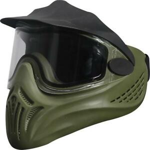 EMPIRE HELIX ANTI FOGGING PAINTBALL MASK - PLAY THE GAME AND PROTECT YOUR FACE !!