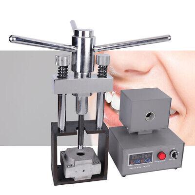 Dental Flexible Denture Machine Dentistry Injection System Lab Equipment 400w Ce