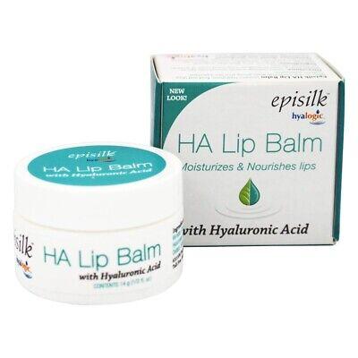 Hyalogic Episilk HA Lip Balm with Hyaluronic Acid, 0.5 Ounces