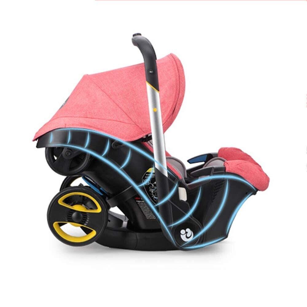 infant car seat stroller baby newborn 4