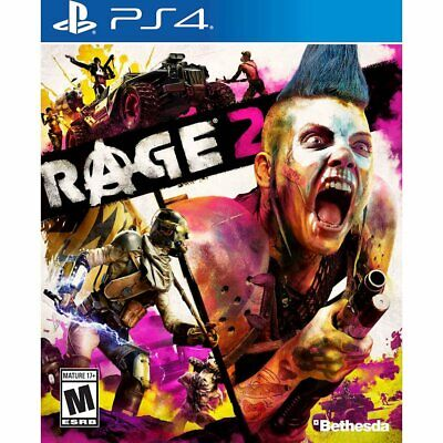 Rage 2 - Standard Edition for Playstation 4 - VG