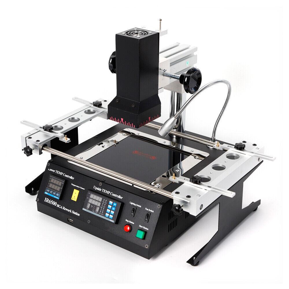 IR6500 Infrared BGA Rework Station Repair Soldering Welding for XBOX 360 PS3 US